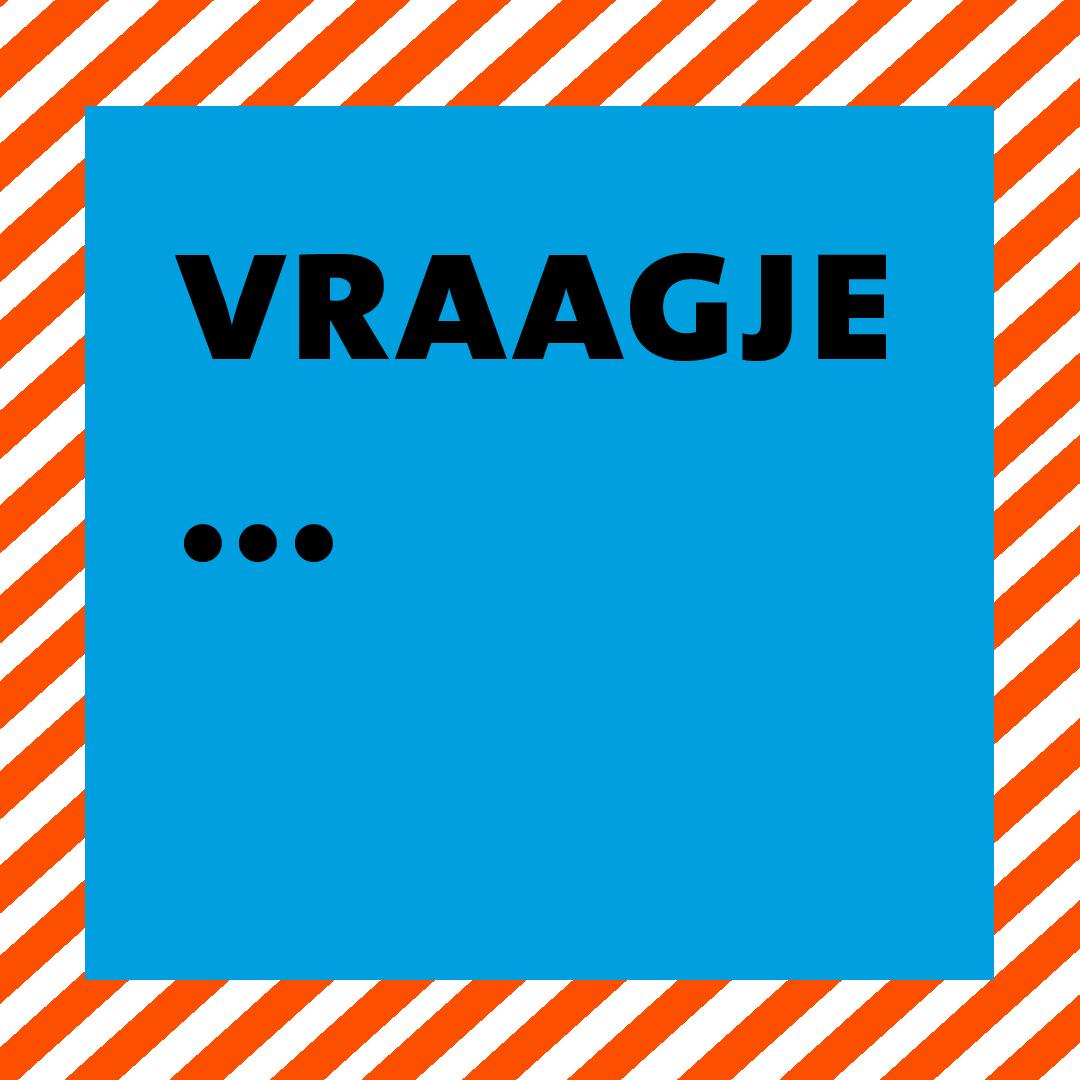 Vraagje _jongeren_Idea