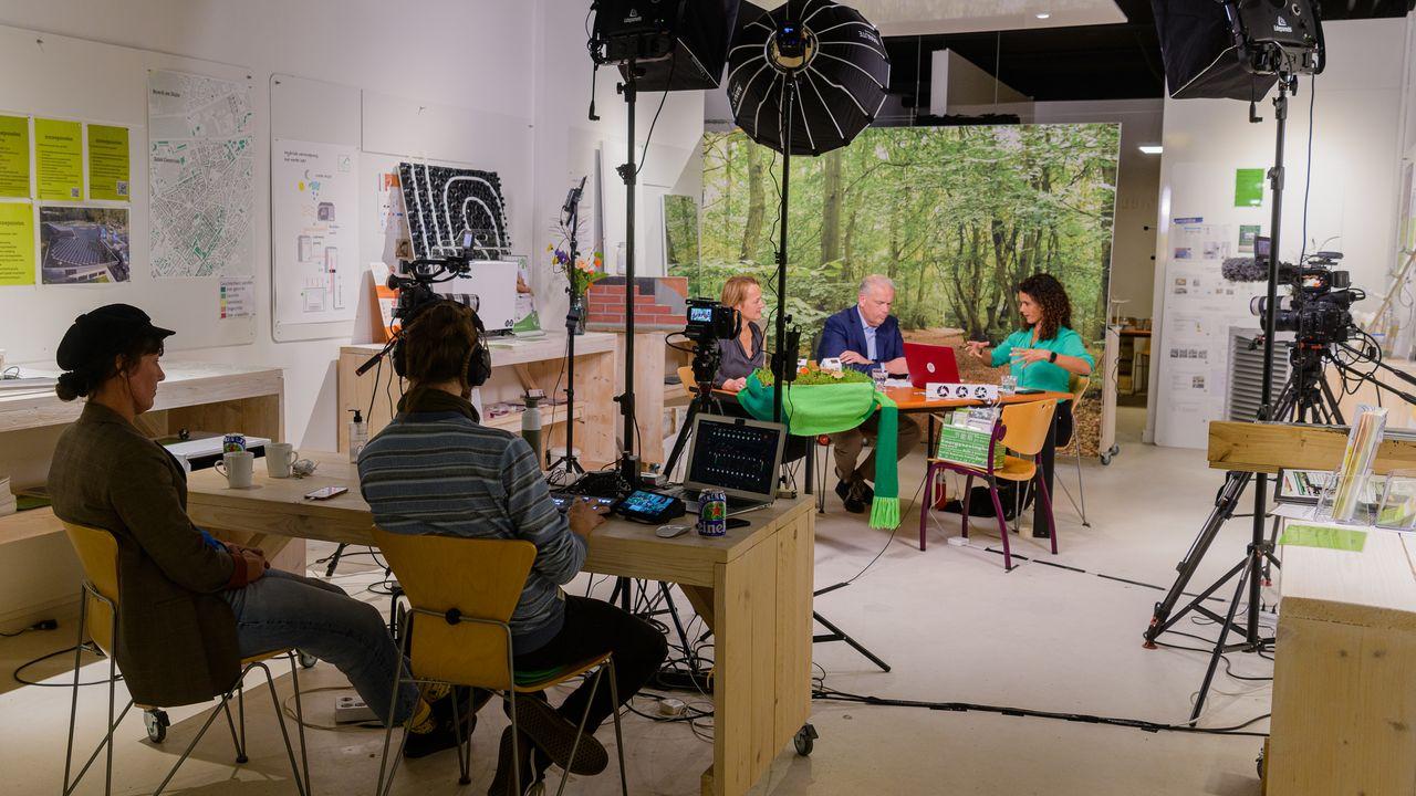 Kijkers Liveshow 'Op weg naar aardgasvrij' geven ruime 8