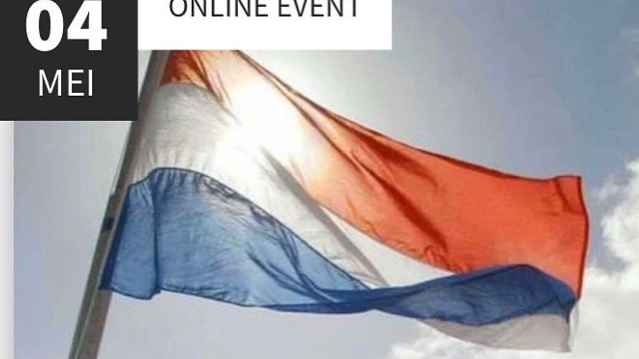 Online stream Den Dolder 4 mei dodenherdenking